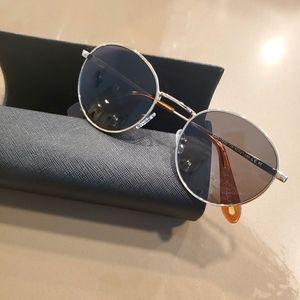 BCBG Aviator Women Sunglasses